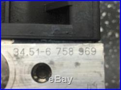 Bmw E39 E38 Bosch Abs Pump Ecu 3452 6758971 0265950002 0265225005 3451 6758969