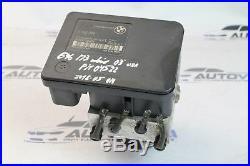 Bmw E46 M3 Hydraulic Block Abs / Dsc Pump Ecu Module Unit 2282249 2282250 0818.3