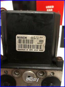 Bmw E65 730d 06 Rhd / Abs Pump With Control Unit / 6 771 231