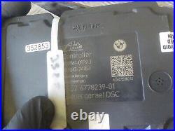 Bmw E90 E91 E92 E93 3 Series 2006-2012 Abs Pump/modulator/control Unit 6778238
