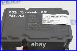 Bmw E90 E92 E93 M3 Abs Dsc Pump Control Unit 7841232