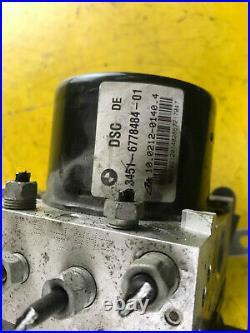 Bmw E92 335d M Sport (06'-10') Abs Pump 6778484