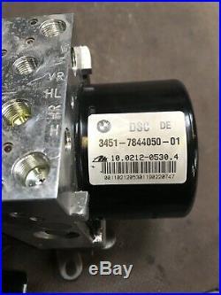 Bmw E92 E90 E93 M3 Abs Pump / Dsc / Module / 4.0 V8 / 2010