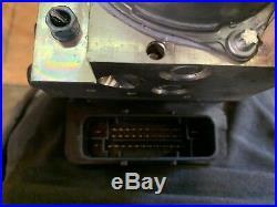 Bmw F01 F10 F12 Dsc Ecu Abs Anti-lock Locking Brake Pump Module Unit Oem #008