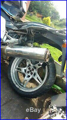 Bmw K1200rs breaking complete bike abs brake pump unit