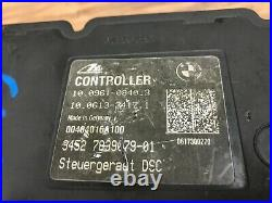 Bmw Oem E60 E63 E64 M5 M6 Anti Lock Abs Brake Pump With Dsc Module 2006-2010