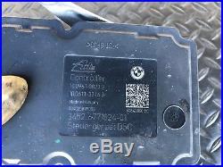 Bmw Oem E90 E92 335i Abs Dsc Anti Lock Brake Control Pump Computer Module