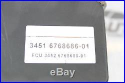 Bmw X5 E53 Abs Pump Module Ecu Bosch 6768686 / 6768688