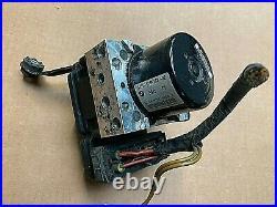 Bmw Z4 E85 E86 Abs Pump Controller 6769162 / 6769164 Tested