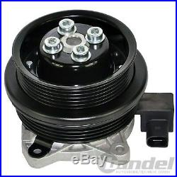 Conti Riemen + Wasserpumpe Magnetkupplung Audi A1 Vw Eos Golf 5+6 CC Passat B7