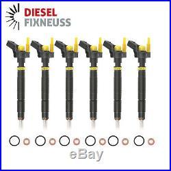 Einspritzdüse 6 Stück 0445115037 Audi A4 A6 A8 3,0TDI 059130277 AB 0445115024