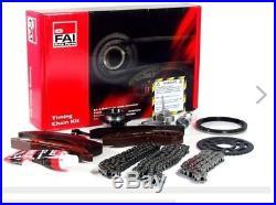 FAI Steuerkettensatz BMW 5er F10 F11 3er F31 F30 X1 E90 Mini 2.0 d Diesel N47