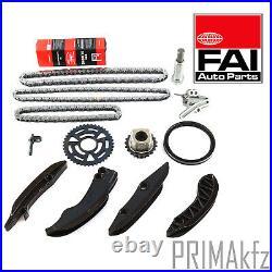 FAI TCK133C Steuerkette Steuerkettensatz BMW 1er E81 E87 F20 F21 3er 4 Diesel