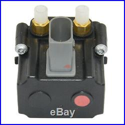 Federung Luftfederung Kompressor With Kompressor Ventil BMW X5 E70 AB 07