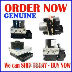 GENUINE 1999-2003 BMW 525i ABS Pump Control Module 0265950002 DSC
