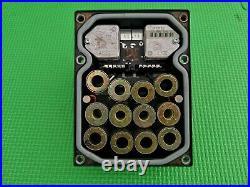 GENUINE BMW 5 7 SERIES E38 E39 ABS Pump Module DSC Controller BOSCH 0265950002 Y