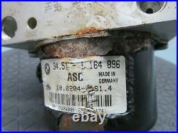 GENUINE BMW E46 E36 3 Series Z3 ABS ASC Pump Unit 34.51-1164896