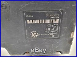 Genuine BMW ABS DSC Pump Fits 3 Series E46 M3 3.2 S54 2229800 2229801