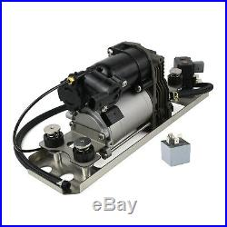 Kompressor + Halterung / Relais BMW 5er E61 BJ AB 04