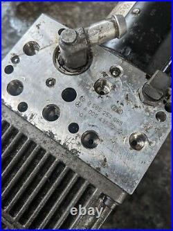 Mercedes Benz W211 ABS pump module A0054317212 0265960025 RECALL UNIT
