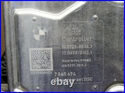 Oem 2012-2018 Bmw F10 M5 F06 F12 F13 M6 4.4l V8 Dsc Abs Hydraulic Unit 17168 S03