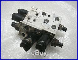 Original BMW E65 E66 Ventilblock Dynamic Drive Hydroaggregat 6758704