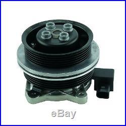 Original VAG Wasserpumpe + 2x Conti Keilrippenriemen Audi VW 1.4 TSI 03C121004J