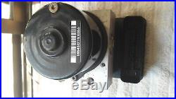 Pump motor and electronic module for BMW Z4 abs